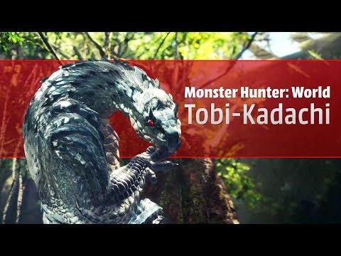 Monster Hunter: World: Tobi-Kadachi besiegen