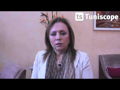 CIFE : Interview de Mme Thouraya Bouchamaoui Bouabdallah