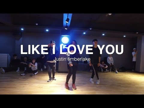 HY dance studio  Special workshop  Justin timberlake  Like i love you  Irene ashu choreography