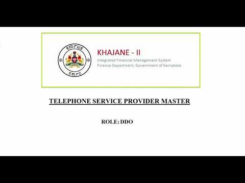 Khajane 2 Recipient ID Approval (DDO login)