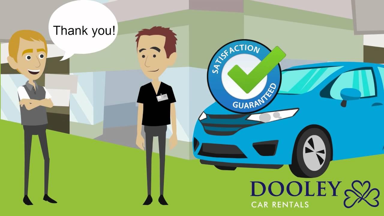 Dan Dooley Car Rental: Dooley Car Rental Ireland