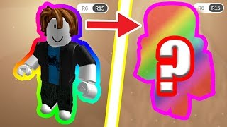 I quit being a bacon hair... | Roblox Jailbreak Changing Roblox Avatar