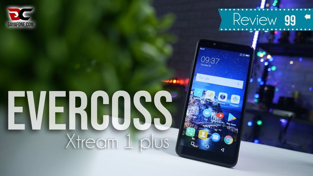 REVIEW EVERCOSS XTREAM 1 PLUS Tergoda Bonusnya MenangBanyak