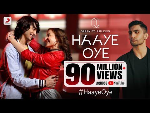 Download Lagu  Haaye Oye - QARAN ft. Ash King | Elli AvrRam | Shantanu Maheshwari | Vishal Handa Mp3 Free
