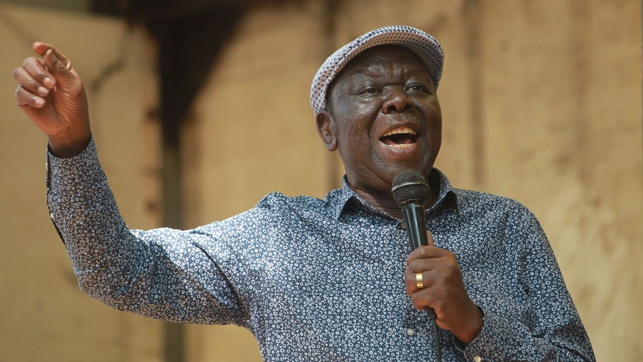 Zimbabwe politician Morgan Tsvangirai dies at 65