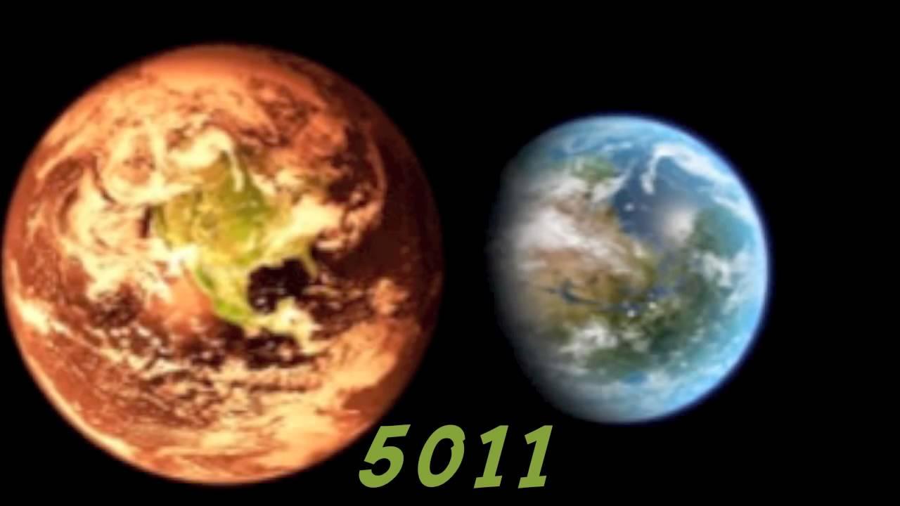 Man vs Earth (and Mars) - YouTube
