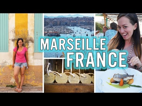 MARSEILLE, FRANCE TRAVEL GUIDE