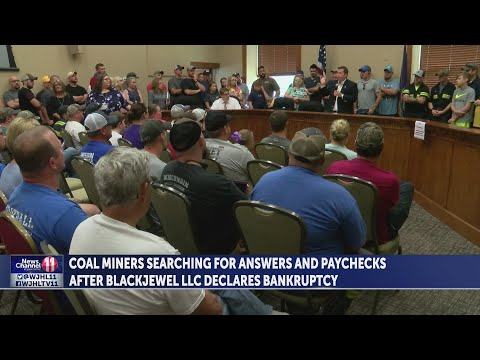 Coal Miners Seek Answers After Paychecks Bounce, Mines Suddenly Close