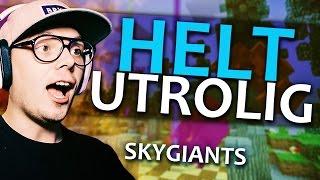 HAN ER UDØDELIG! | Skygiants | Norsk Minecraft
