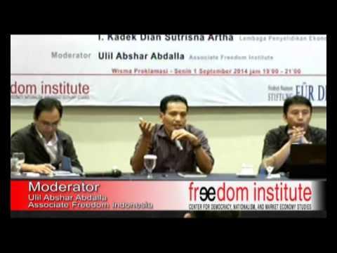 FINS -  Diskusi Publik: Ekonomi Indonesia di Era Jokowi: Seperti Apa? (14-TAMAT)