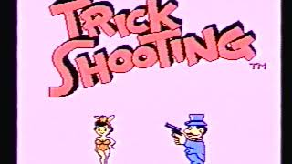 NES Trick Shooting Barker Bill's Light Gun