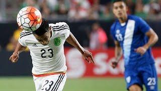 México y Guatemala empatan en la Copa Oro 2015