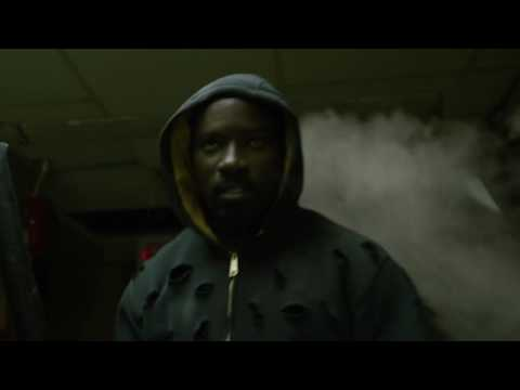 Luke Cage is listening Wu-Tang Clan