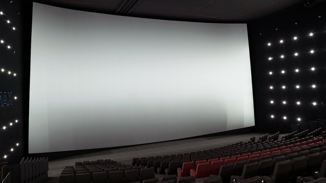 UCI Cinemas Orio: la più grande sala IMAX d'Italia - YouTube