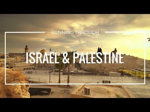 Running Through: Israel & Palestine | DJI Osmo Mobile