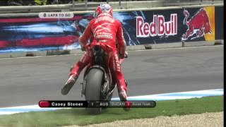 MotoGp di Laguna Seca 2008: non solo sorpasso di Rossi al cavatappi