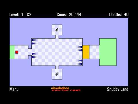 The Worlds Hardest Game 3 | САМАЯ СЛОЖНАЯ ИГРА В МИРЕ 3