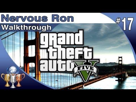 GTA 5 - Walkthrough Part 17 - Nervous Ron - Trevor (Grand Theft Auto V)