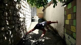 видео Улицы Алупки