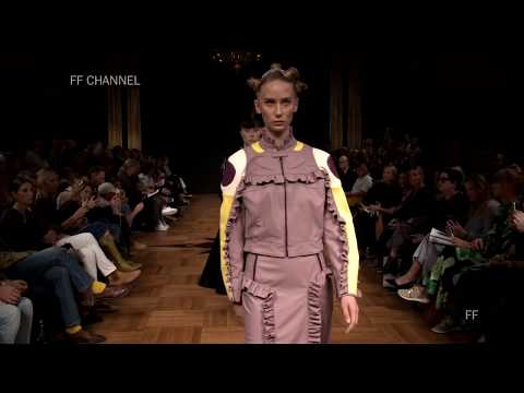 Swedish School of Textiles | Spring Summer 2019 | Exclusive