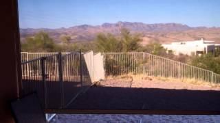 Patio Sun Shade Application Accentuating View