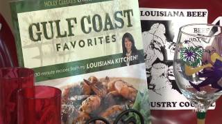 Holly Clegg — Crawfish And Cheese Grits