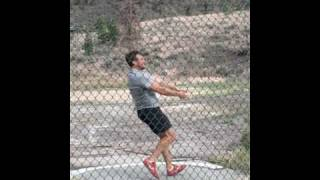 18 Sept 2009 - Training Throw