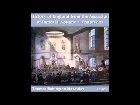 History of England, from the Accession of James II; (Volume 5, Chapter 25) 5-8