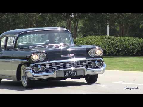 1958 Chevy BelAir Custom Kruisin'