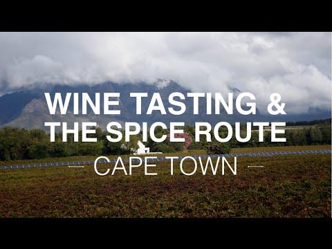 Cape Town Wine Tasting & Spice Route