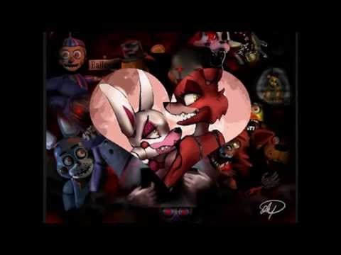 Foxy and mangle fnaf youtube