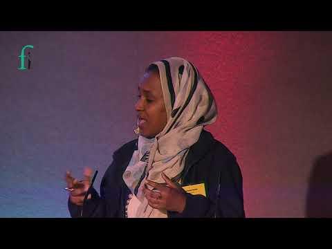 Oumou Kane, Mauritania - Testimony at the 2017 Dublin Platform