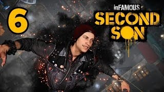 Прохождение Infamous: Second Son (Второй сын) — Часть 6: Лучезарная зачистка