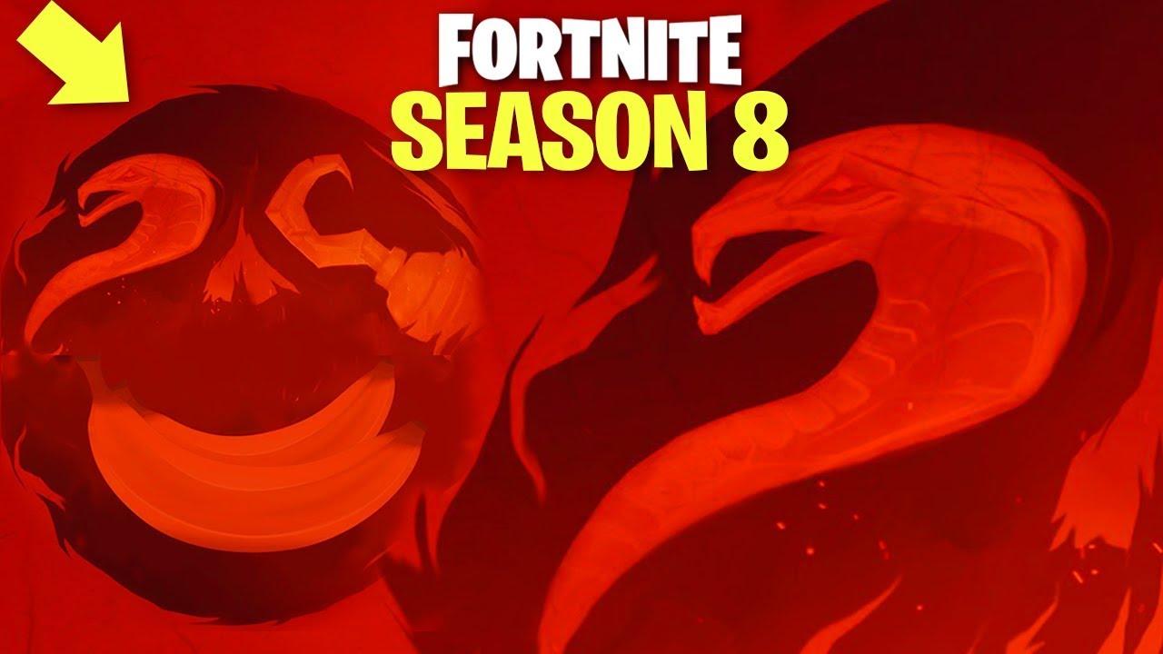 Second Fortnite Season 8 Teaser Season 8 Teaser 2 In Fortnite Battle Royale Fortnite Season 8 Youtube