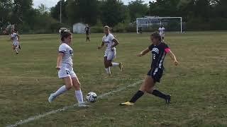 Erskine Academy at Oceanside girls soccer