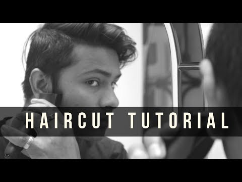 HOW TO TRIM YOUR SIDE HAIR | How To Cut Your Own Hair At Home