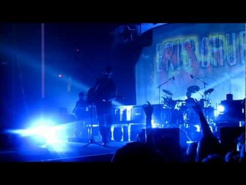 Eric Church- The Blood, Sweat & Beers Tour- Greensboro NC 2/18/12