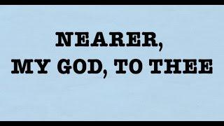 Nearer, my god, to thee. Flauta y guitarra