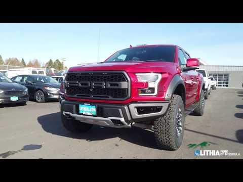2020 Ford F 150 Raptor A20085