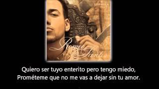 Romeo Santos - Promise (lyric - letra)