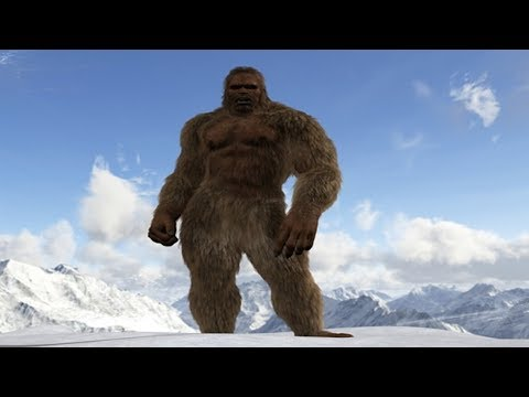 Genetics Professor says Bigfoot IS Living in Remote Parts of the World
