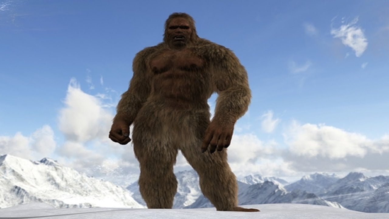Download Genetics Professor says Bigfoot IS Living in Remote Parts of the World