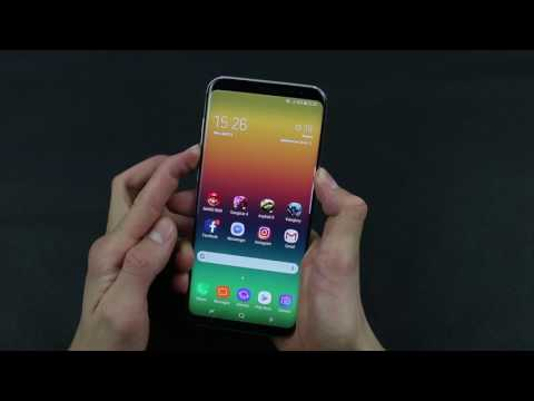 How to Force Restart a Frozen Galaxy S8/S8 Plus (Soft Reset)