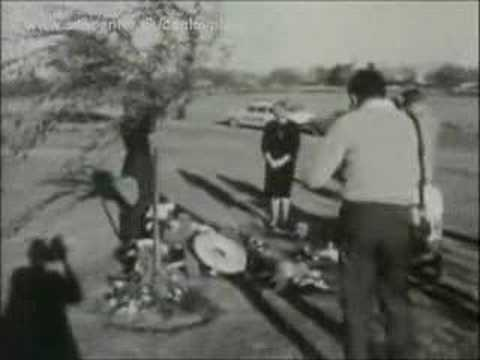 November 25, 1963 - The Funerals of Lee Harvey Oswald and J. D. Tippit