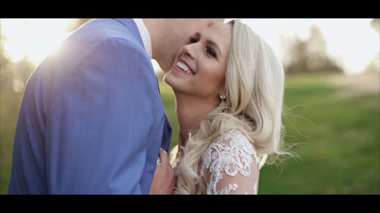 Nick + Danielle | A Stunning Day Immersed With Love and Raindrops
