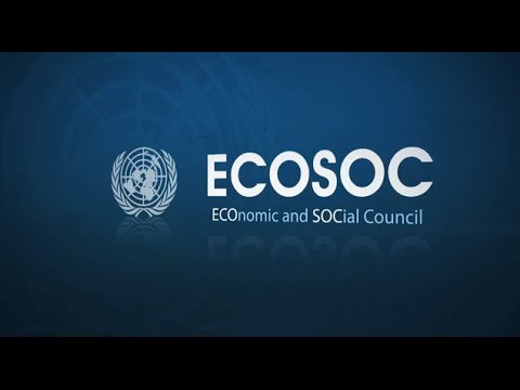 Economic and Social Council (ECOSOC) (Organization - Week in News)