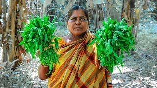 Vegetable Recipe - Water Spinach Fried Recipe by Village Food Life
