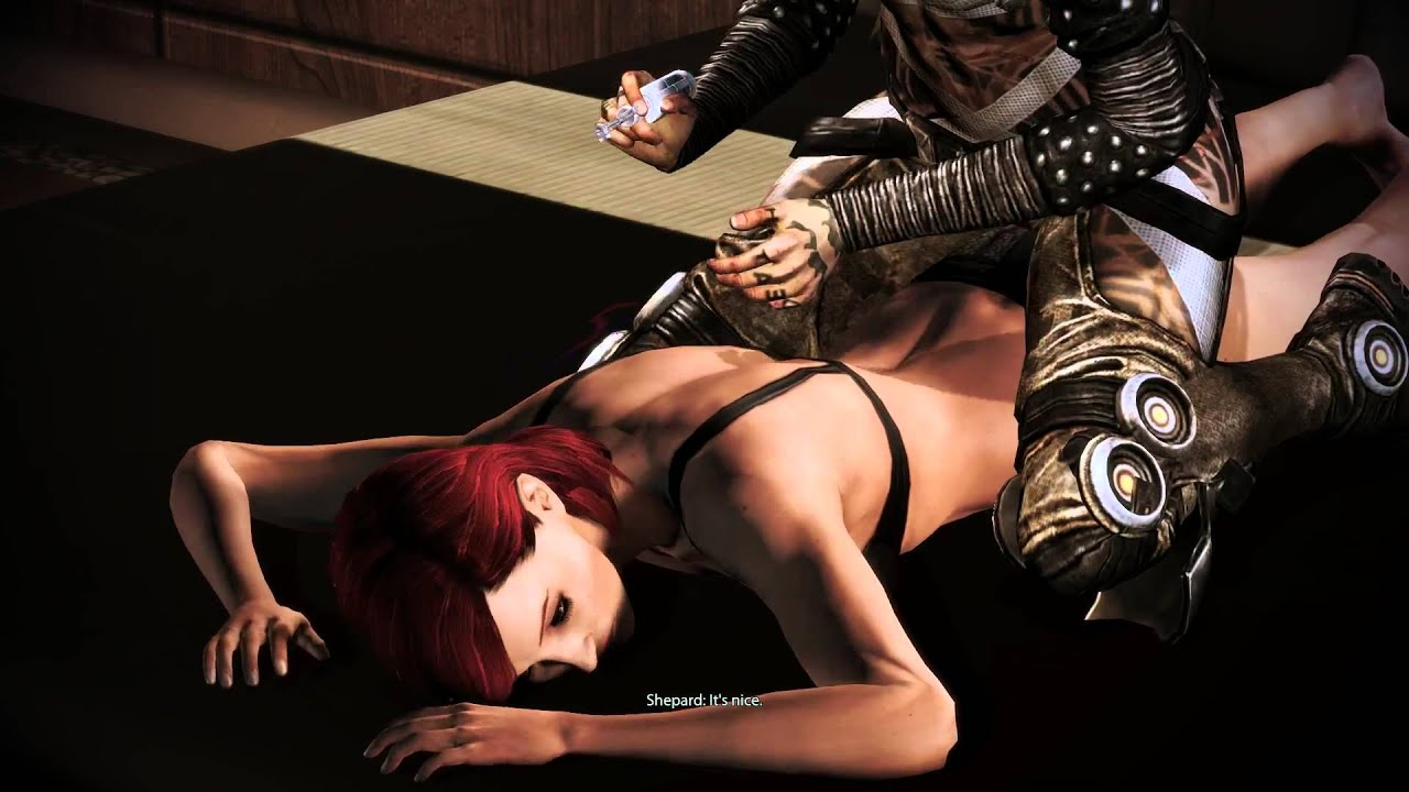 Mass effect nude females, fetish male examination gay