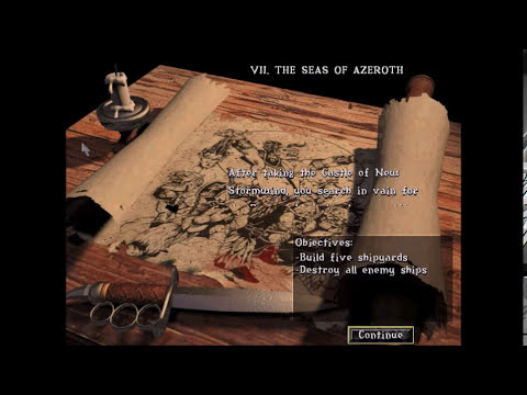 Warcraft II: Beyond the Dark Portal. Orcs 7