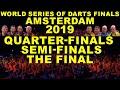 QF SF F 2019 World Series Of Darts Finals